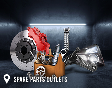 chery egypt spare parts outlets